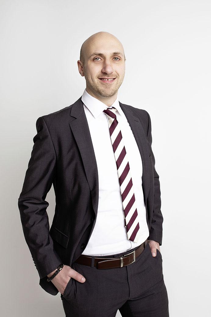 Ing. Michael Lindner Gründer und Geschäftsführer von qualityfox