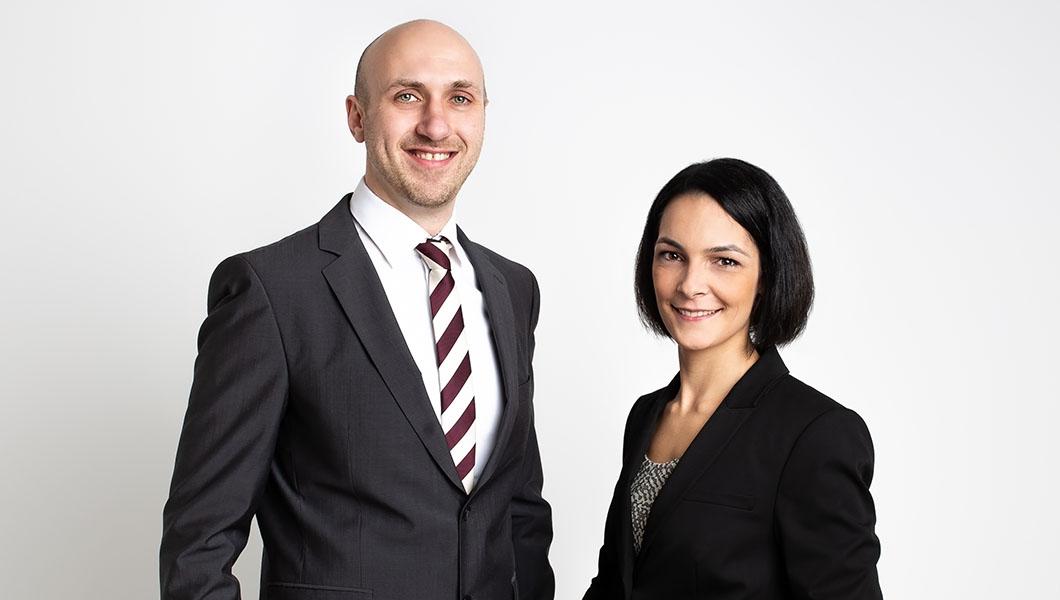 Kontakt aufnehmen mit Lisa Grant und Michael Lindner